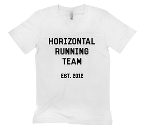 Horizontal Running Team Pitch Perfect