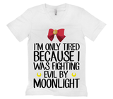 Fighting Evil By Moonlight (tank)