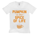 Pumpkin is the Spice of Life Latte