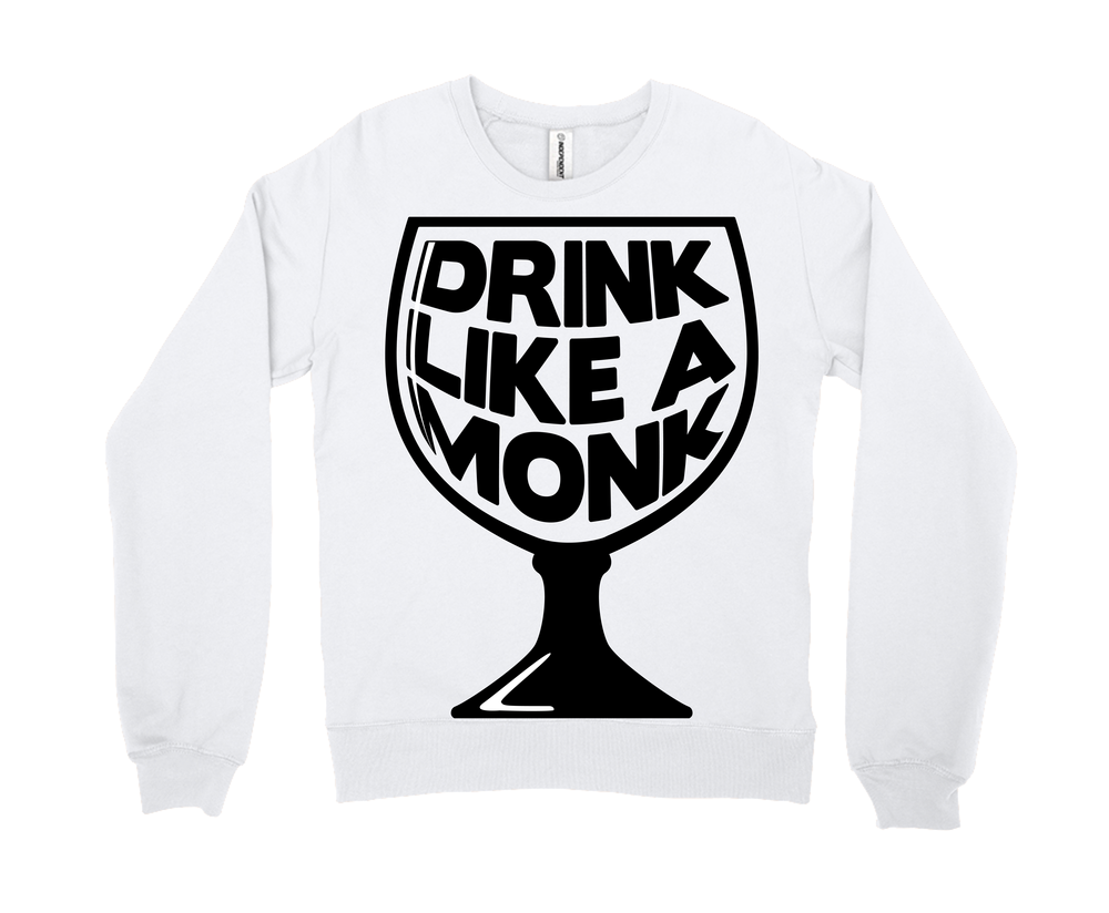 Drink Like A Monk