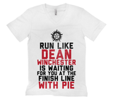 Running Motivation With Dean Winchester