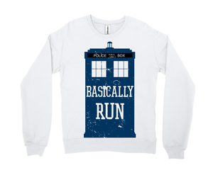 Basically Run (Tardis)