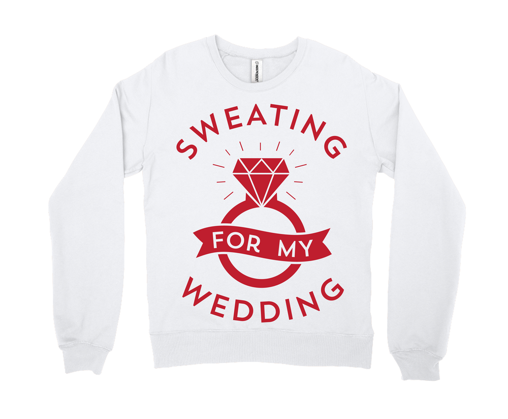 Sweating For My Wedding