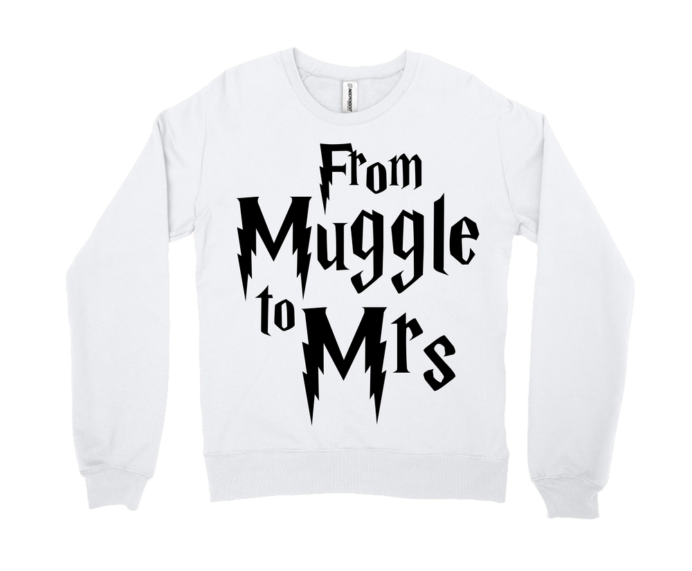 From Muggle To Mrs