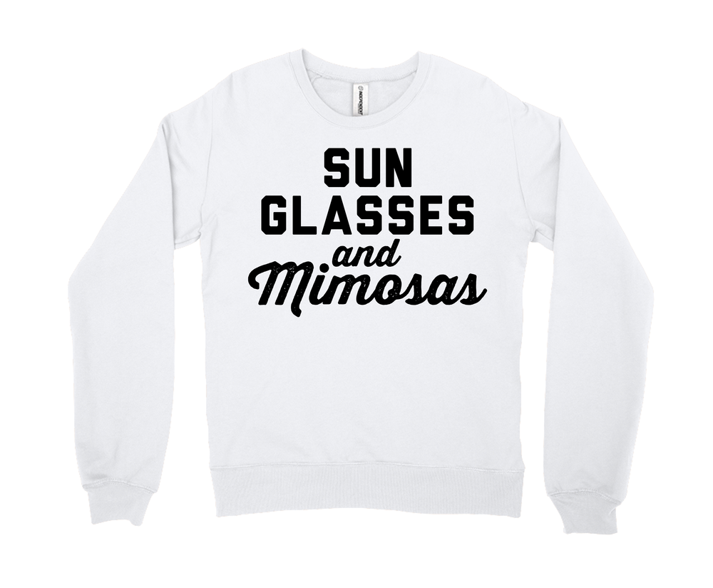 Sun Glasses and Mimosas