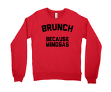 Brunch: Because Mimosas