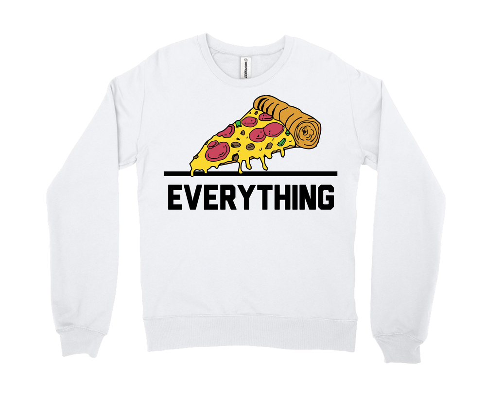 Pizza Over Everything
