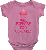 Will Exercise For Cupcakes