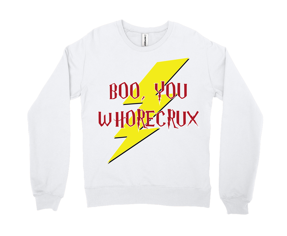 Boo You Whorecrux