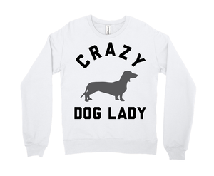 Crazy Wiener Dog Lady