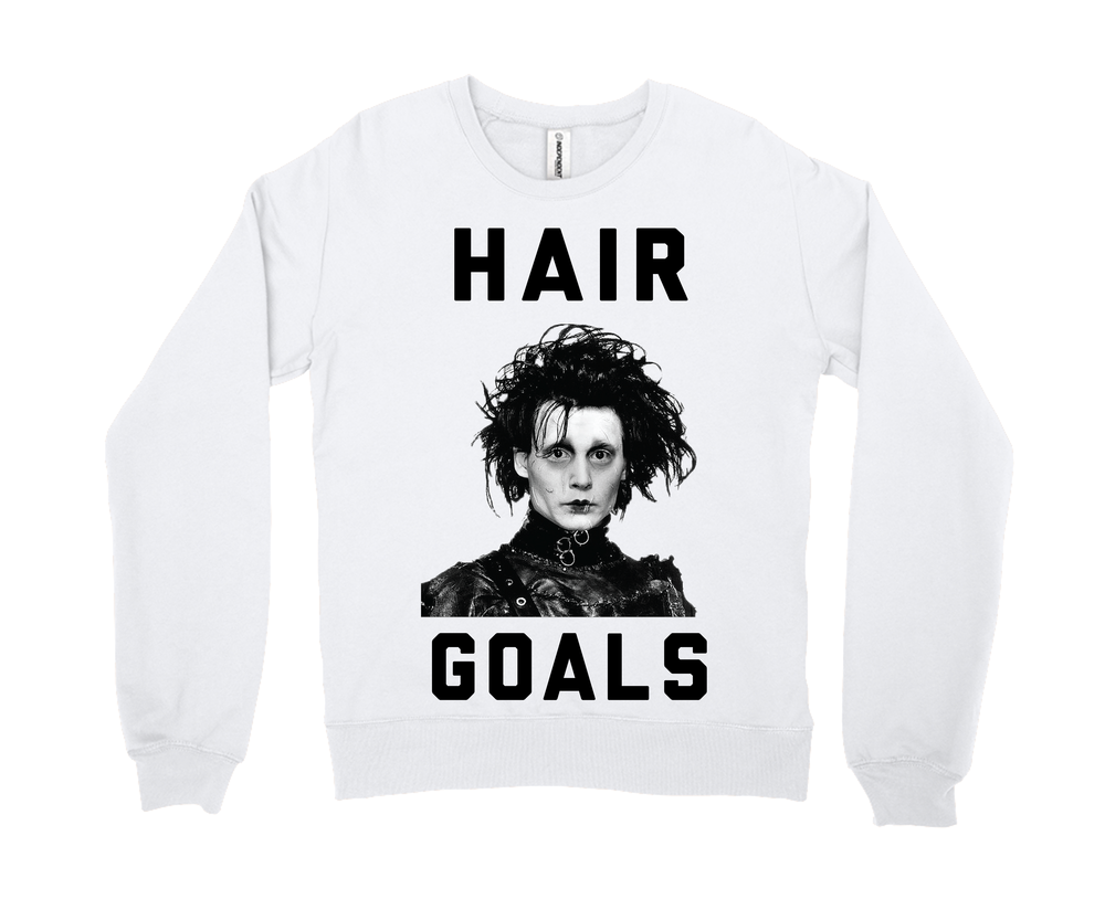 Hair Goals Edward Scissorhands
