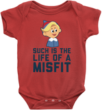 Such Is The Life Of Misfit