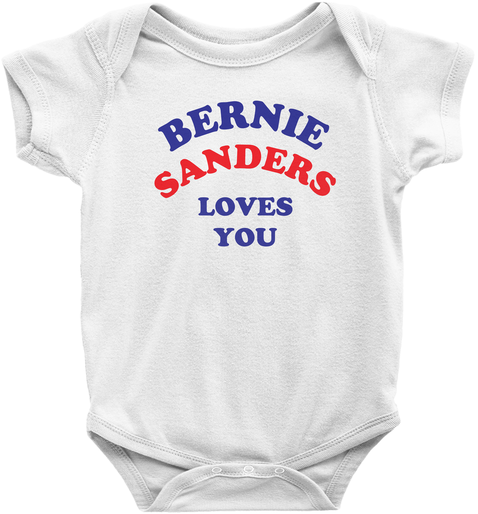 Bernie Sanders Loves You