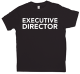 Executive Director Because Badass Problem Solver Isn't An Official Job Title