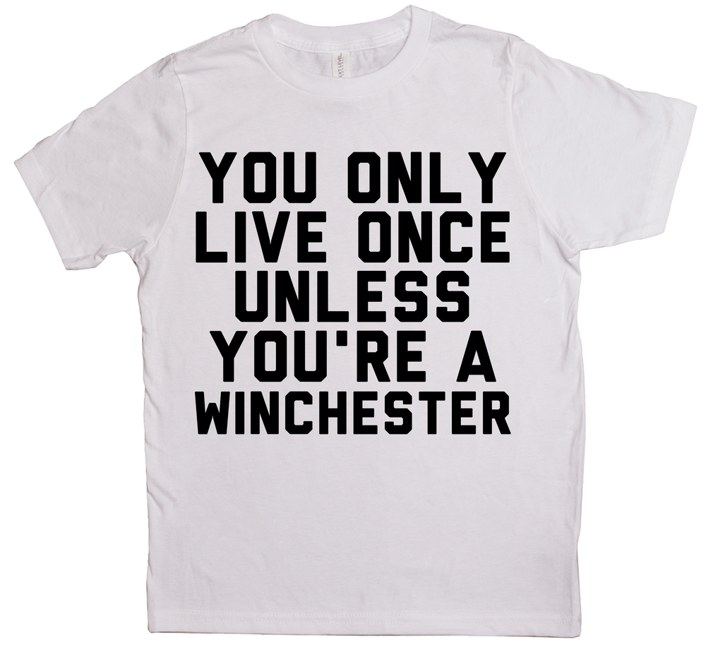Winchesters Live More Than Once
