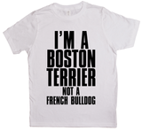 I'm a Boston Terrier, Not a French Bulldog
