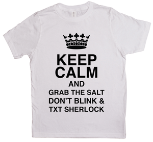 Keep Calm Superwholock