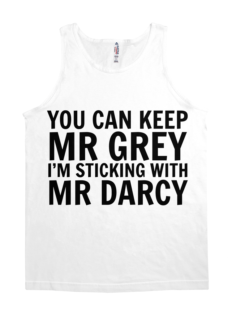 Always, Mr Darcy