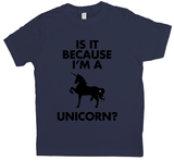Is It Because I'm A Unicorn