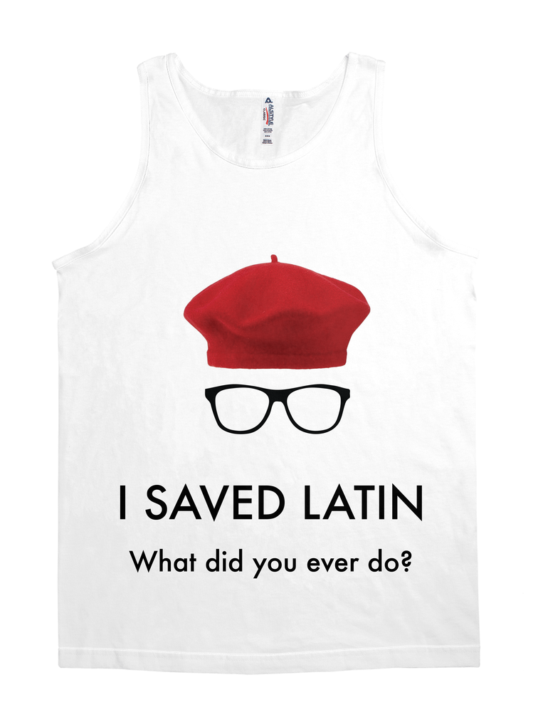 I Saved Latin Rushmore