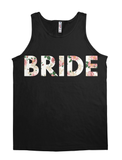 Floral Bride (Wedding Party Group designs)