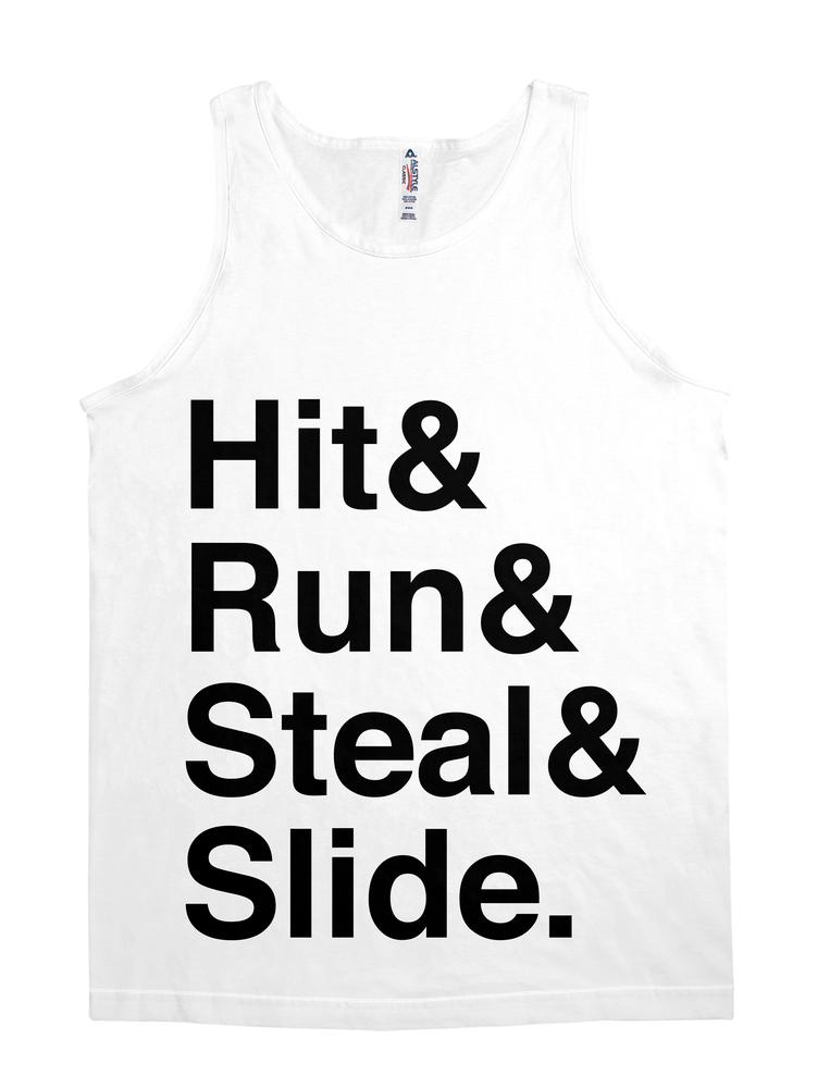 Hit, Run, Steal, Slide (Baseball)