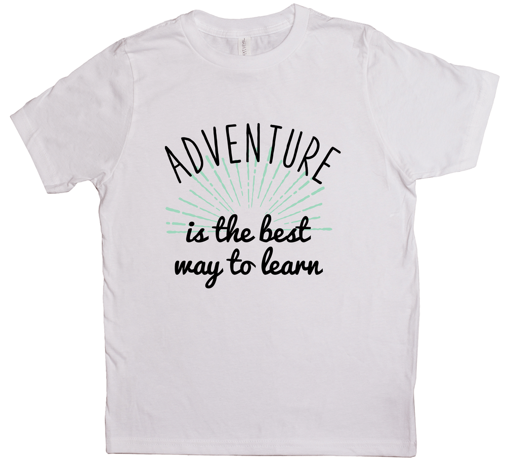Adventure is the Best Way to Learn
