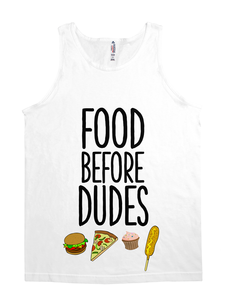Food Before Dudes