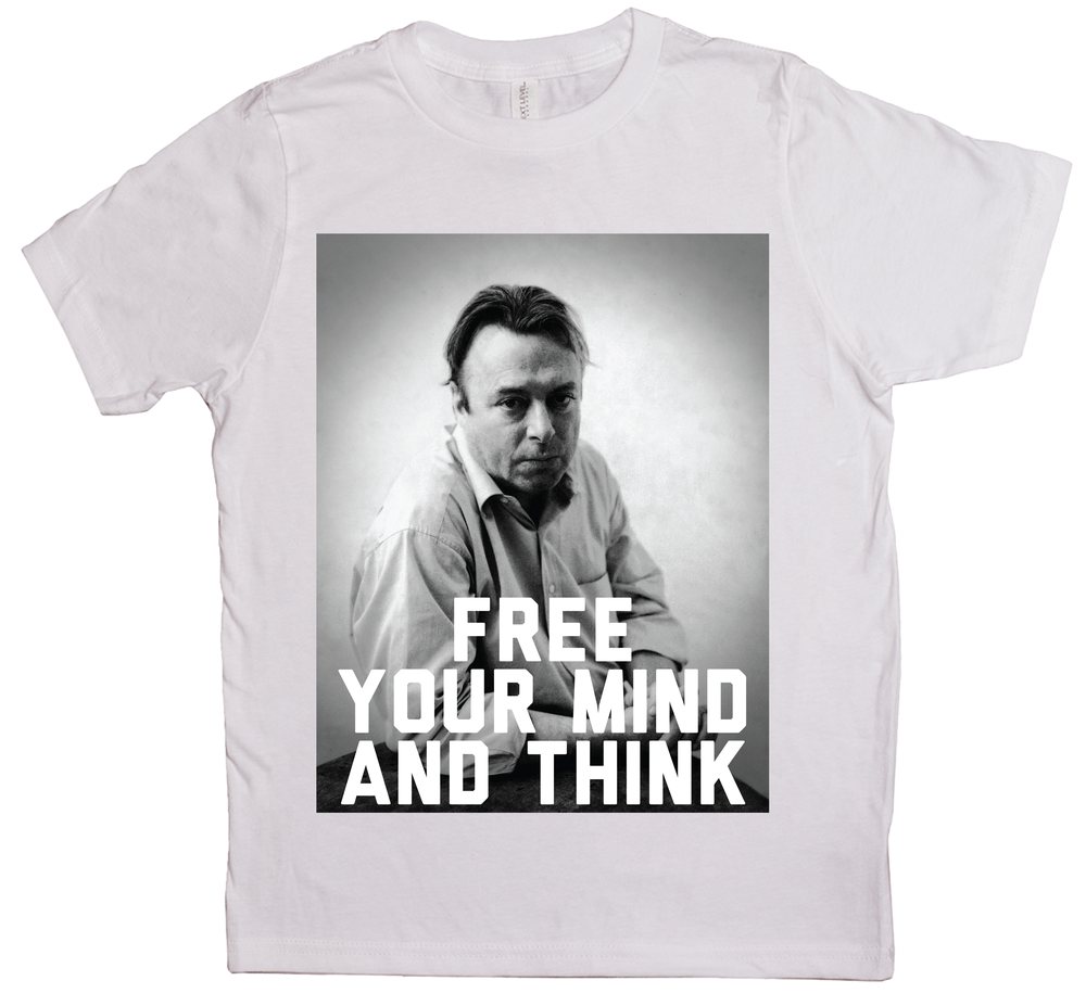 Free Your Mind And Think (Hitchens)