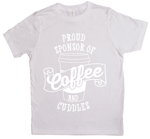 Coffee and Cuddles (white)