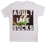 Adult Life Sucks Peter Pan
