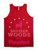 Bruiser Woods For President