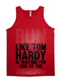 Running For Tom Hardy