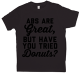 Donuts Are Better Than Abs