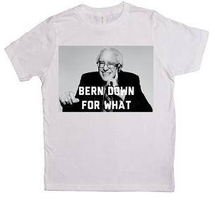 Bern Down For What - Bernie Sanders