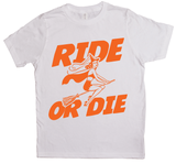 Ride or Die Witch (orange)