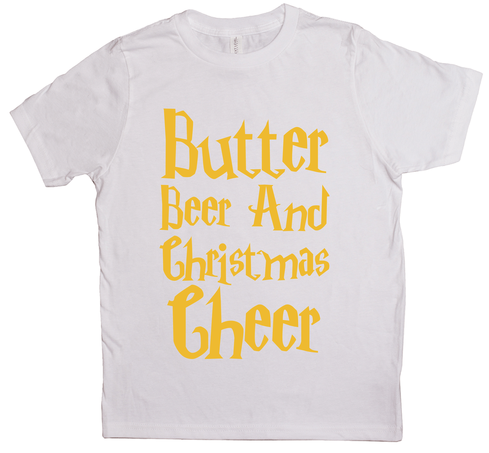Butter Beer And Christmas Cheer
