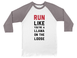 Run Like You're A Llama On The Loose