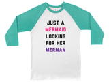 Just A Mermaid Looking For Her Merman