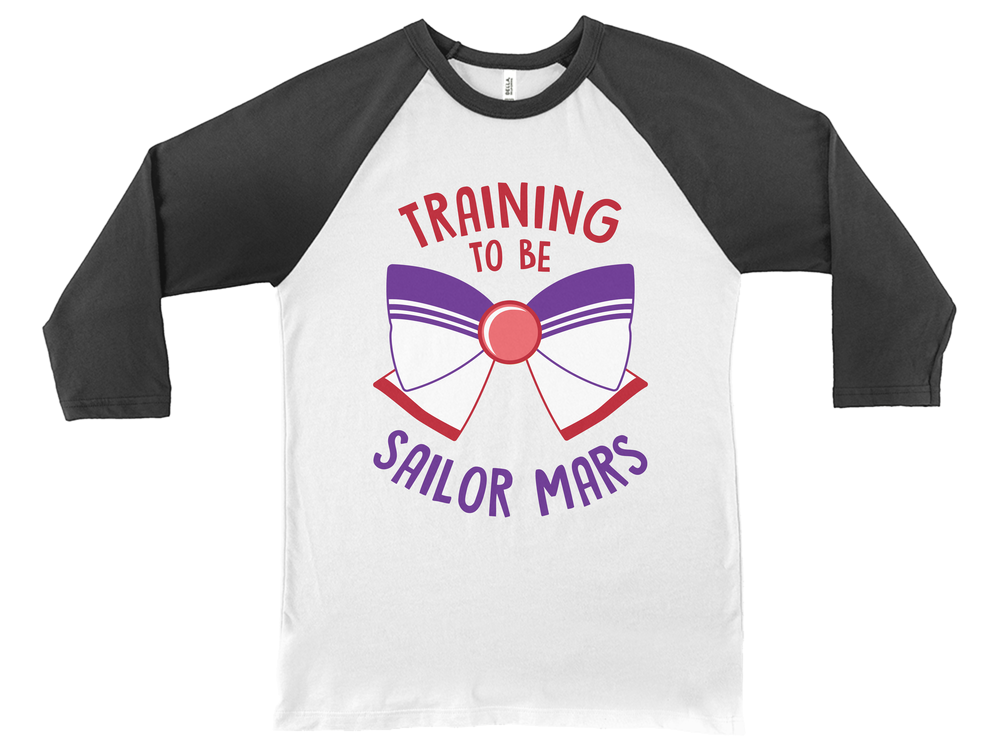 Training To Be Sailor Mars