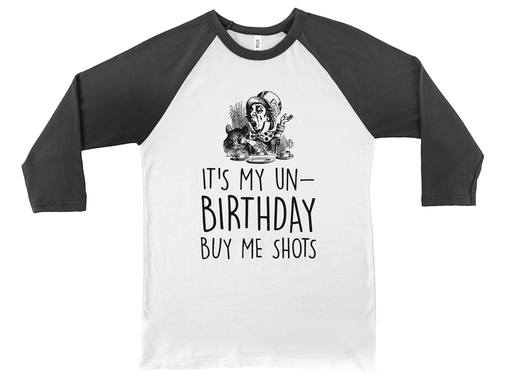 It's My Unbirthday, Buy Me Shots
