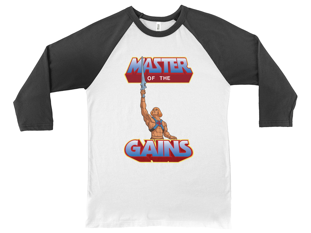 He-Man: Master of the Gains
