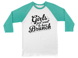 Girls Just Want To Have Brunch