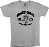 Vintage Alternate Crazy Eddie 1980 Logo T-Shirt