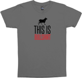 "Funny ""This is Bullshirt"" T-Shirt"