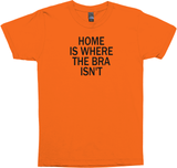 Home Is Where The Bra Isn't