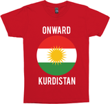 Onward Kurdistan 2 shirt