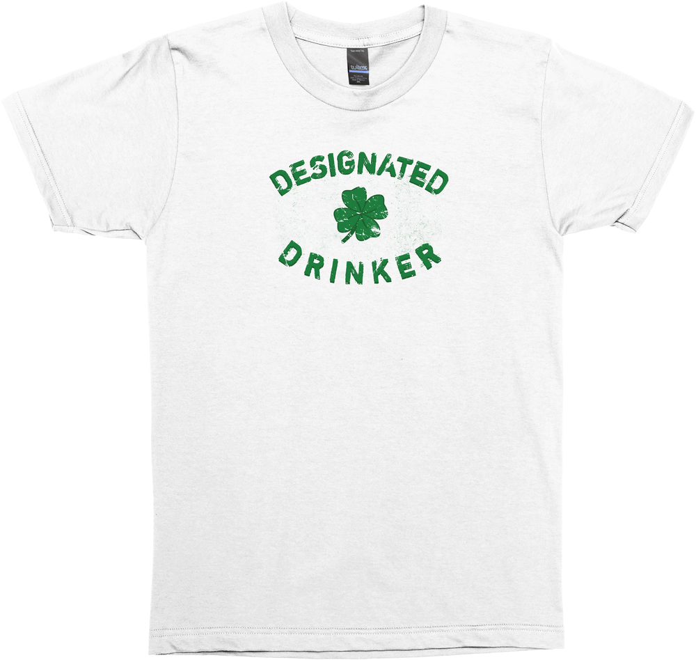 Designated Drinker (couples shirt)