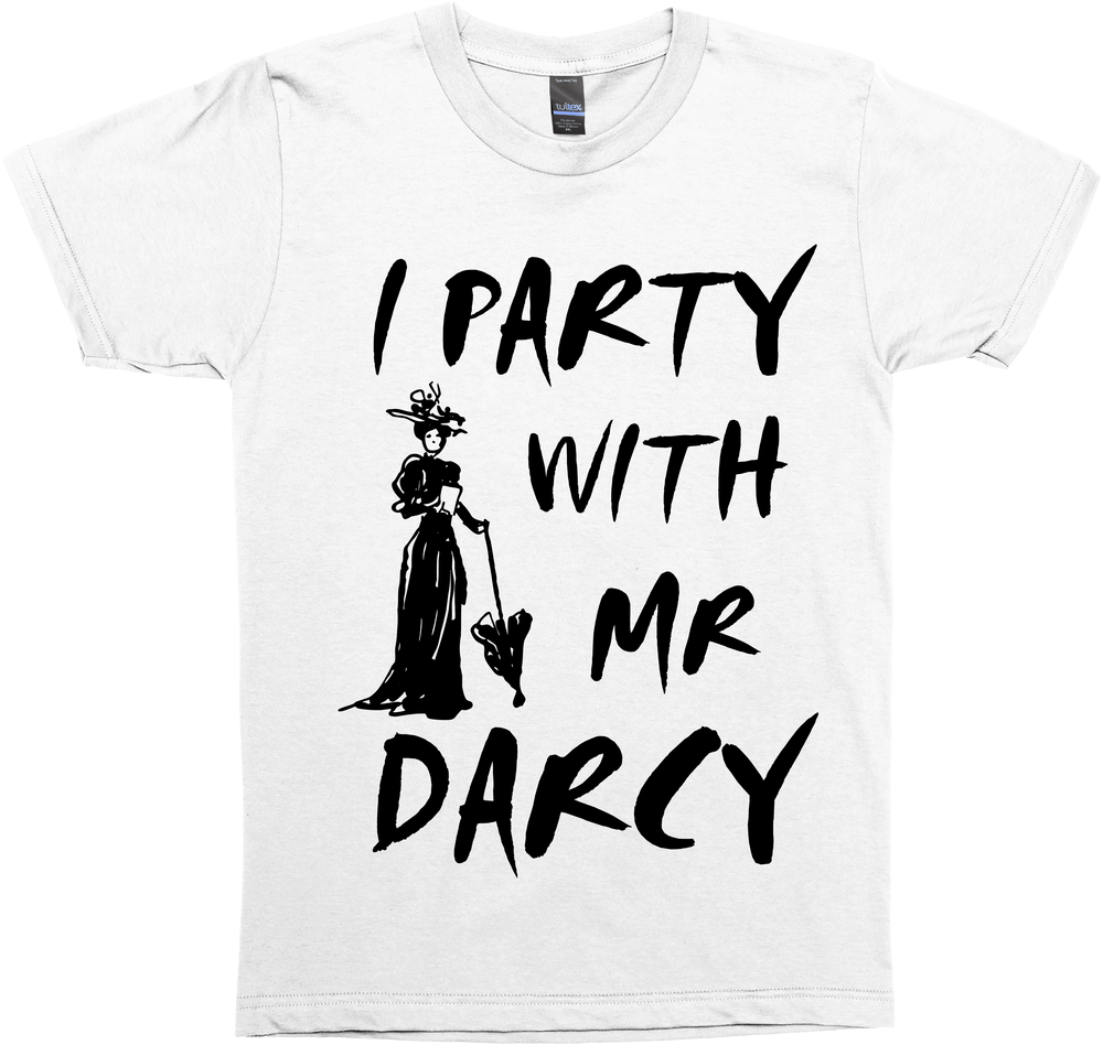 I Party With Mr. Darcy