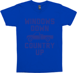 windows down